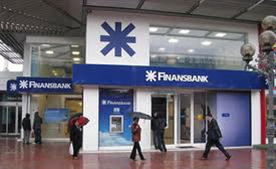 Finansbank'ın ilk çeyrek net karı 274 milyon lira oldu
