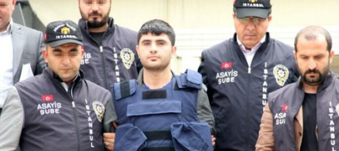 Fenerbahçe taraftarı Burak Yıldırım'ın katili tutuklandı