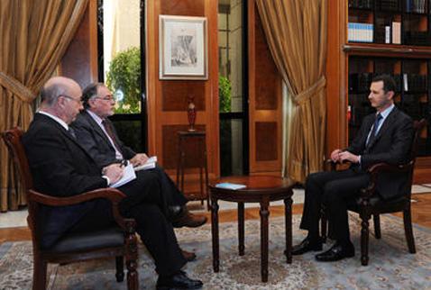 Esad: Bu savaşın başlangıcıdır