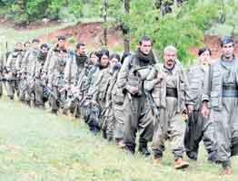 Barzani, sınırı PKK'ya kapattı gerginlik sürüyor