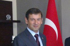 Sedat Özkan DP Kartal İlçe Başkanı oldu.