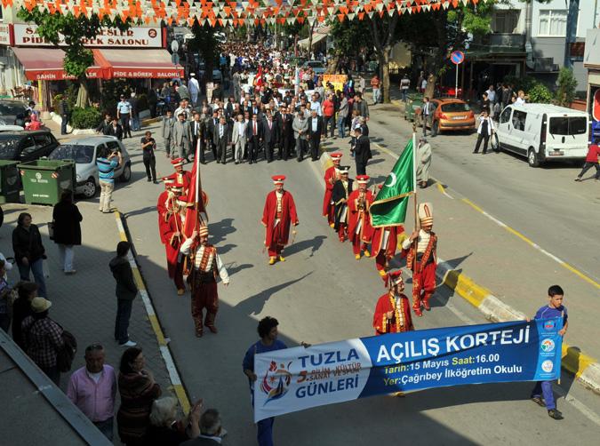 Tuzla'da Etkinlik Günleri Yoğun Katılımla Sona Erdi