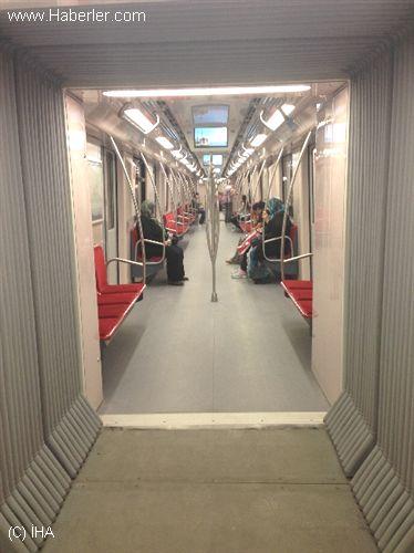 Avrupa Yakası'ndan Tuzla'ya Metro