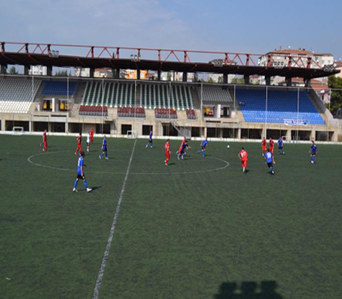 Tuzla'ya stadyum, Tuzlaspor'a Antreman Sahası yapılacak