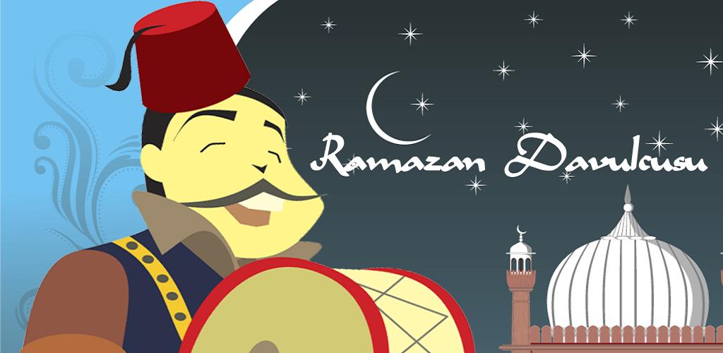 Ramazan Davulcusuna kızmayın…..