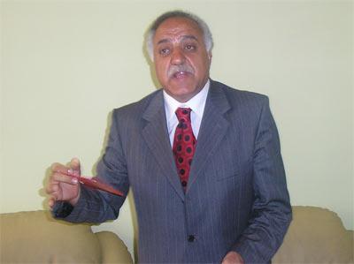 Mustafa Kul Belediye Başkanlığı'na Aday Oldu