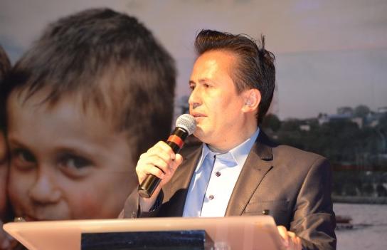 """Dr.Şadi Yazıcı,Ramazan'da """"Her Yerde"""""""