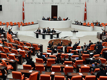Cemil Çiçek yeniden Meclis Başkanı