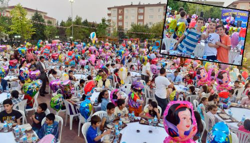 Çocukların Ramazan Çoşkusu