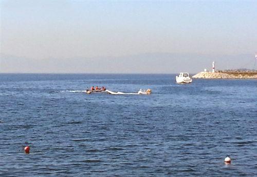Tuzla'da Tekne Battı !!!