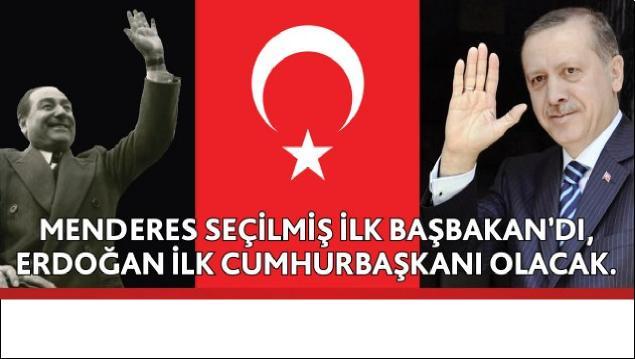 Millet, Recep Tayyip Erdoğan ile USTALAŞTI.