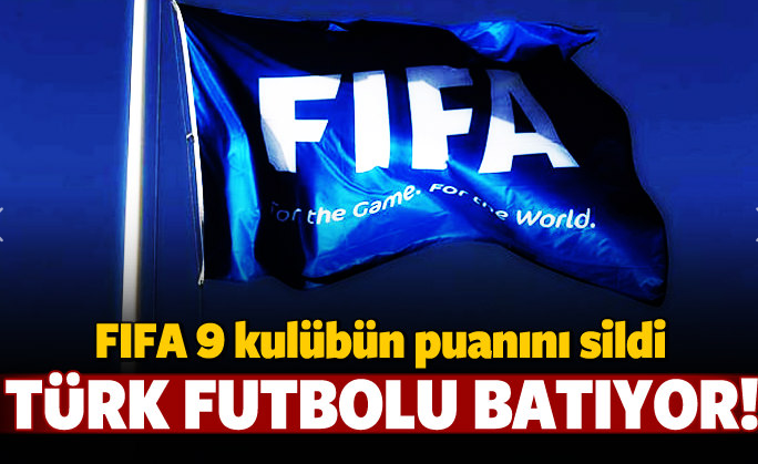 Türk Futbolundaki büyük tehlike…