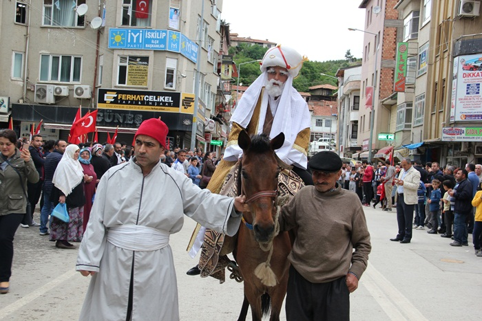 Akşemseddin İstanbul'a Doğru…