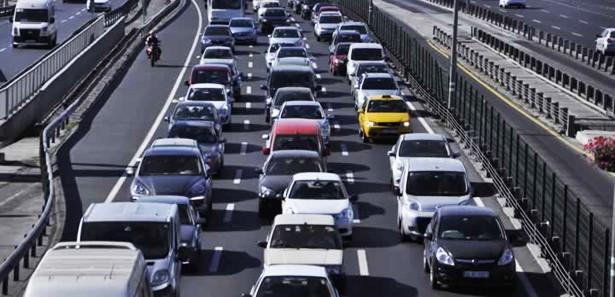 AK Parti mitingi için trafiğe kapatılacak yollar