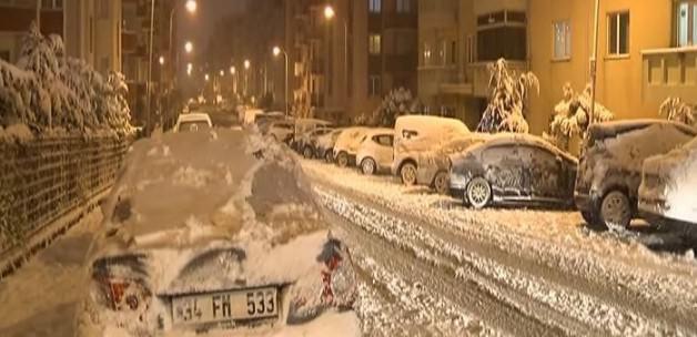 İstanbullular bu saate dikkat! Kar geliyor