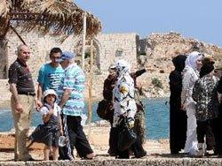 Turizmciler Arap turistlerin yolunu gözlüyor