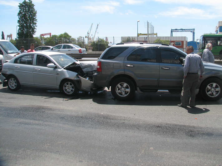 Tuzla'da Trafik Kazası….