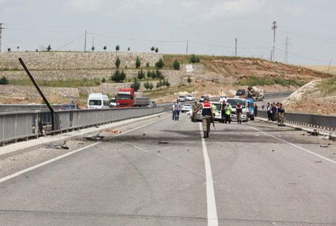 Patlak lastik faciası: 3 çocuk öldü