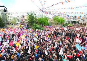 AKP'de '30 İlde Miting' Hazırlığı Var