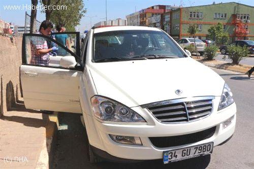 Tuzla'da 100 bin TL'lik Kapkaç…
