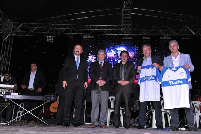 Tuzlaspor'da Şampiyonluk Sevinci