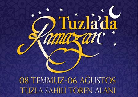 Tuzla'da Ramazan Etkinlikleri için Servis Güzergahları ve Saatleri