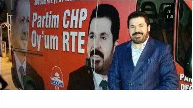 Partim CHP, Oyum RTE