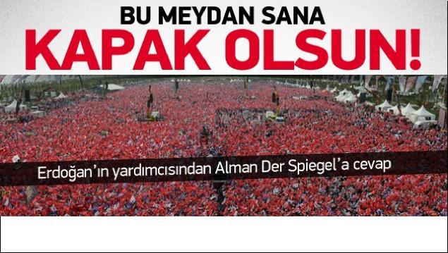 İstanbul sana kapak olsun……