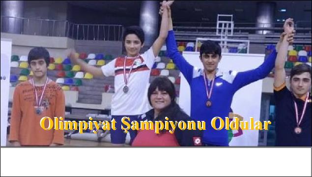 Mahir İz Anadolu İHL Güreş takımından gurur verici başarı