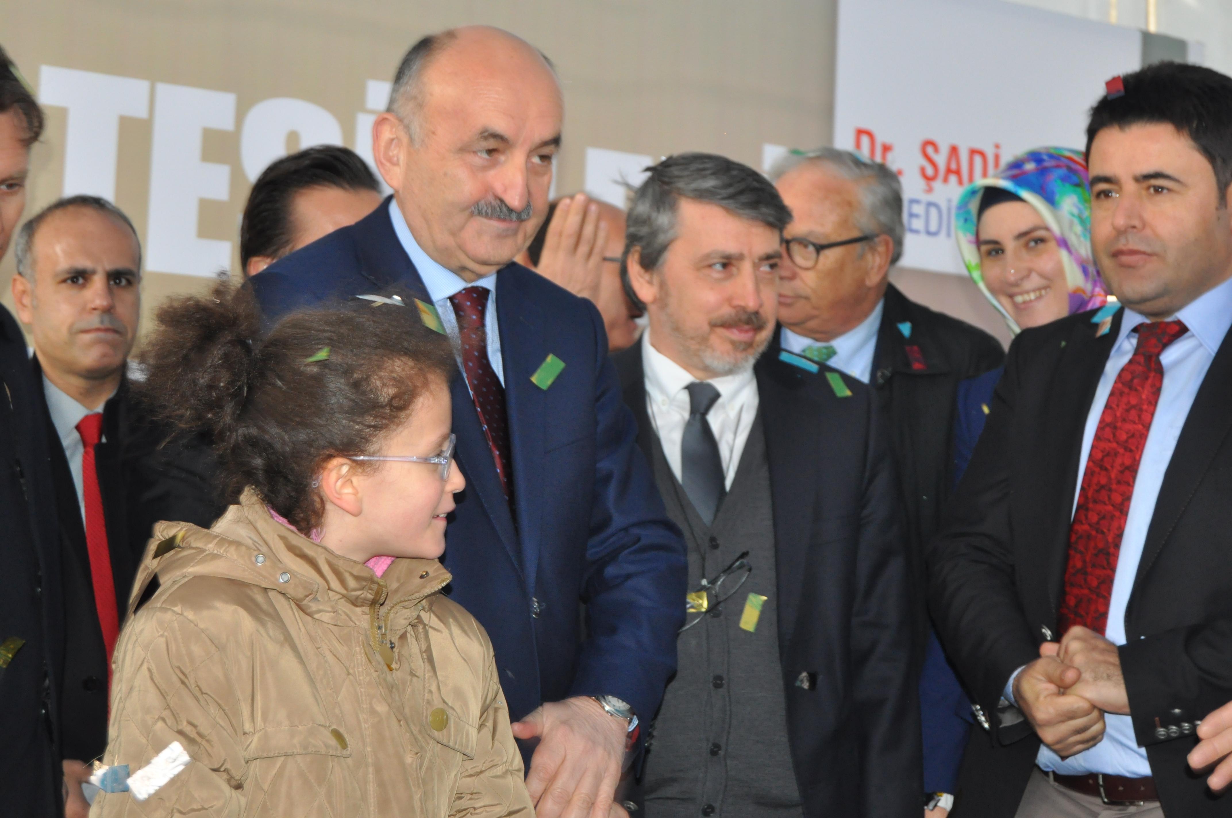 Sağlık Bakanı Mehmet Müezzinoğlu Tuzla'da…