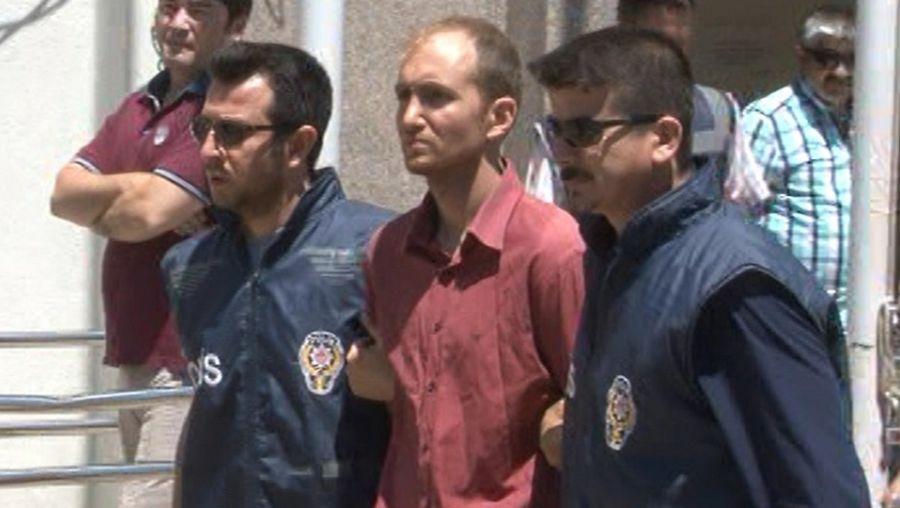 Seri katil Atalay Filiz yakalandı!!