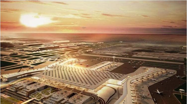 3. Hava limanında Sıcak Gelişme