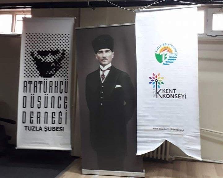 Dünden Bugüne Atatürk…