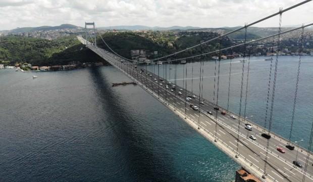 FSM Köprüsü ulaşıma açıldı