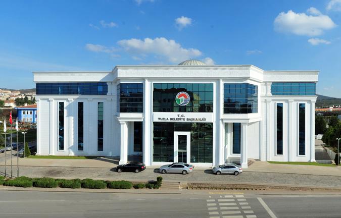 Tuzla Belediyesi'nde görev değişikliği