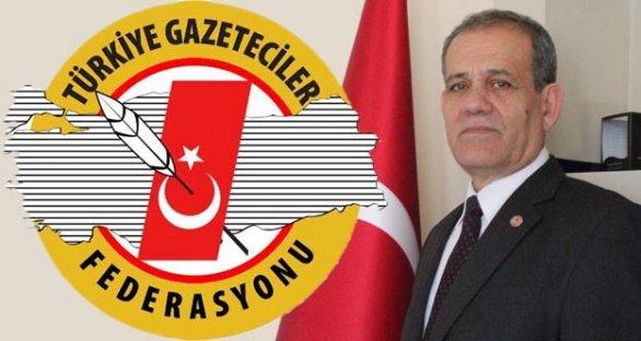 Türkiye Gazeteciler Federasyonu, 62. Başkanlar Konseyi Gerçekleşti